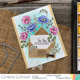 MAMA ELEPHANT: Stems and Sprigs | Stamp