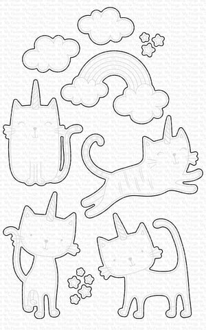 MFT STAMPS: Caticorn | Die-namics