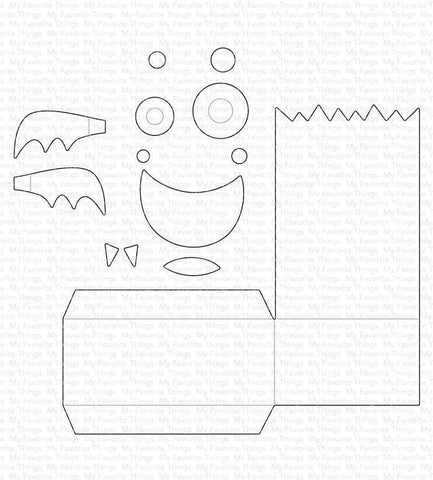 MFT STAMPS: Boo Box | Die-namics