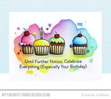 MFT STAMPS: All the Cupcakes | Stamp