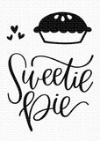 MFT STAMPS: Sweetie Pie