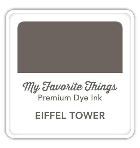 MFT STAMPS:  Premium Dye Ink Cube | Eiffel Tower