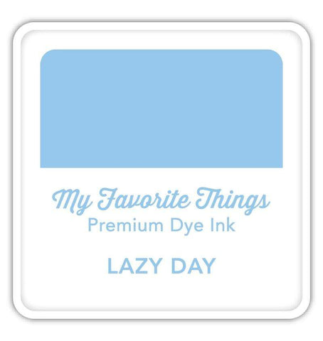 MFT STAMPS:  Premium Dye Ink Cube | Lazy Day