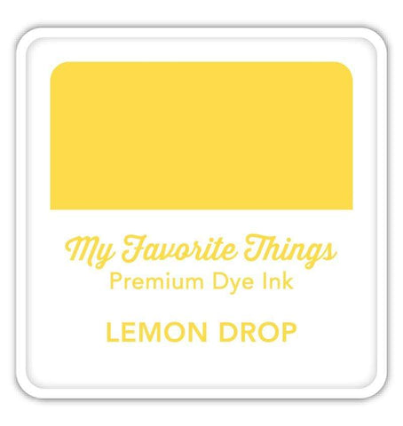 MFT STAMPS:  Premium Dye Ink Cube | Lemon Drop