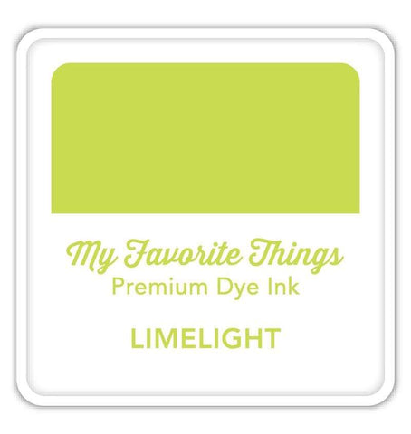 MFT STAMPS:  Premium Dye Ink Cube | Limelight