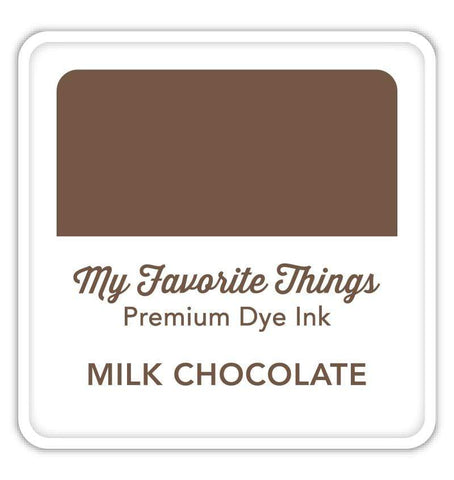 MFT STAMPS:  Premium Dye Ink Cube | Milk Chocolate
