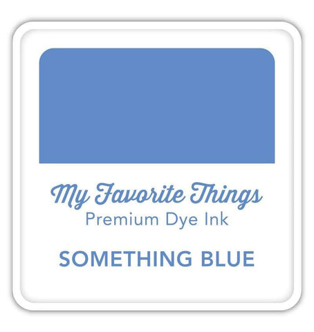 MFT STAMPS:  Premium Dye Ink Cube | Something Blue