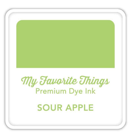 MFT STAMPS:  Premium Dye Ink Cube | Sour Apple