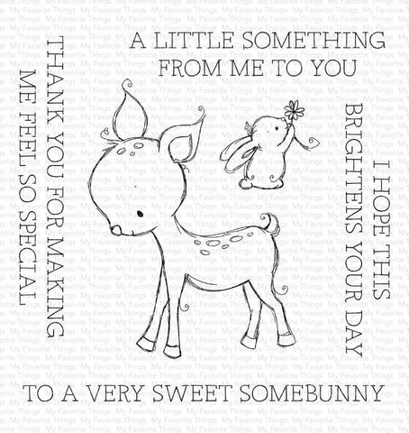MFT STAMPS: RAM  A Very Sweet Somebunny | Stamp