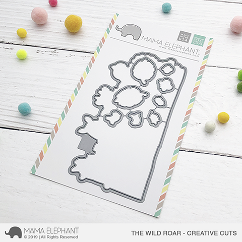 MAMA ELEPHANT: The Wild Roar Creative Cuts