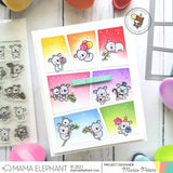 MAMA ELEPHANT: Little Koala Agenda | Stamp