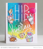 MFT STAMPS: BB Birthday Buds | Die-namics