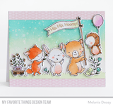 "MFT STAMPS: Positively Peppy | 6"" x 6"" Paper Pack"