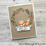 NEAT & TANGLED: So Foxy Nice and Neat Die