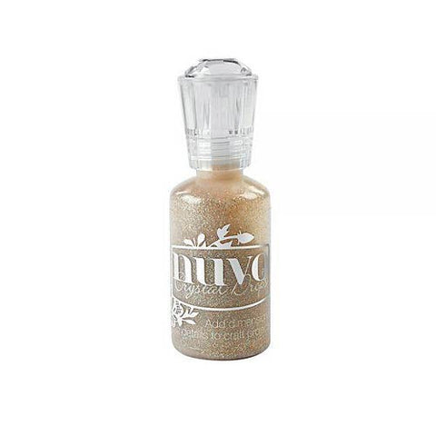NUVO: Glitter Drops | Honey Gold