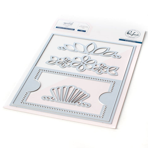 PINK FRESH STUDIO:  Essentials: Fillable Gift Card Holder | Die