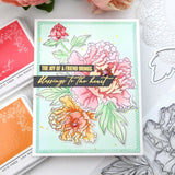 PINKFRESH STUDIO: Friendship Blooms | Stamp