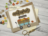 HONEY BEE STAMPS: Autumn | Stamp