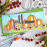 HONEY BEE STAMPS: Fall