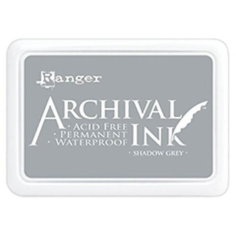 RANGER: Archival Ink Pad (Shadow Grey)