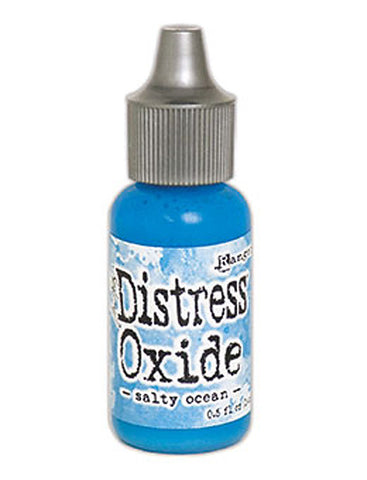 TIM HOLTZ: Distress Oxide Re-Inker (Salty Ocean)