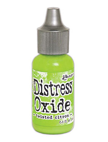 TIM HOLTZ: Distress Oxide Re-Inker (Twisted Citron)