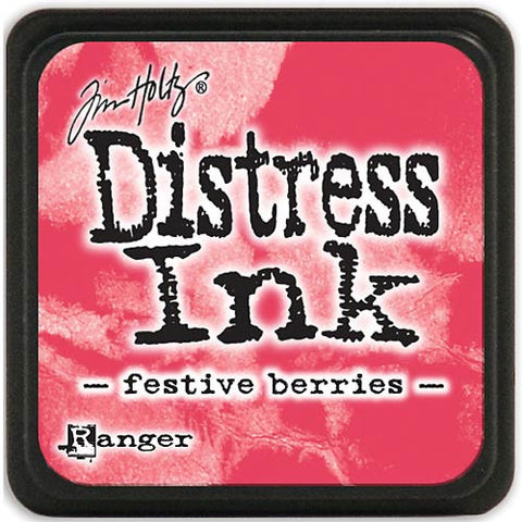 TIM HOLTZ: Distress Ink Pad (Festive Berries)