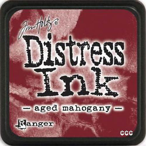 TIM HOLTZ: Distress Ink Pad (Aged Mahogany)