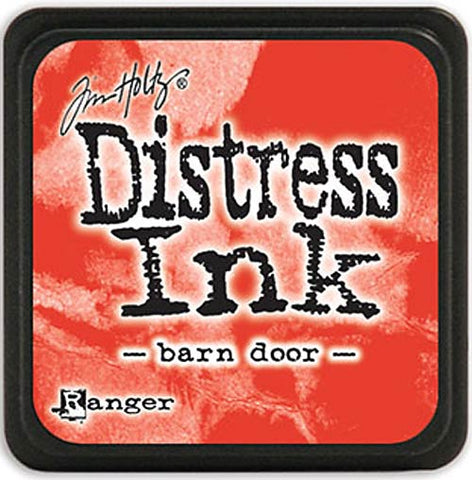 TIM HOLTZ: MINI Distress Ink Pad (Barn Door)