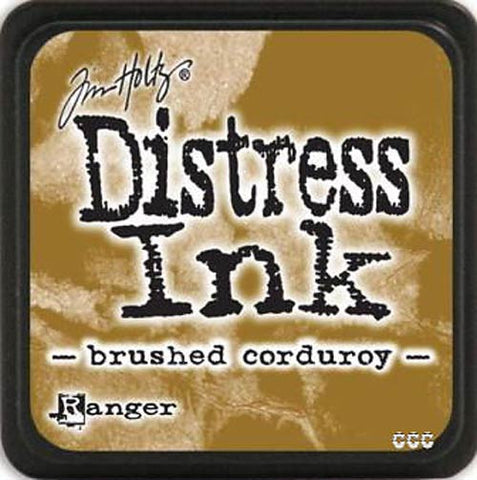 TIM HOLTZ: Distress Ink Pad (Brushed Corduroy)