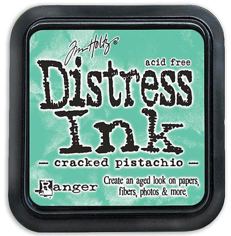 TIM HOLTZ: Distress Ink Pad (Cracked Pistachio)