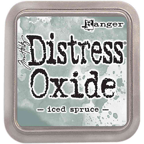 TIM HOLTZ: Distress Oxide (Iced Spruce)
