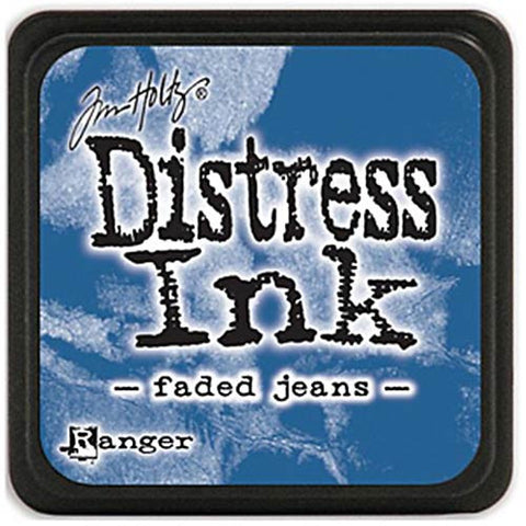 TIM HOLTZ: Distress Ink Pad (Faded Jeans)