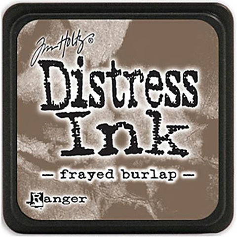 TIM HOLTZ: Distress Ink Pad (Frayed Burlap)