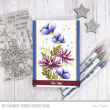 MFT STAMPS: Freshly Picked Bouquet | Stamp