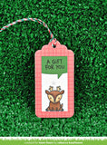 LAWN FAWN: Say What? Gift Tags Lawn Cuts Die
