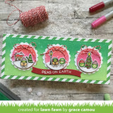 LAWN FAWN: Scalloped Circle Gift Tag | Lawn Cuts Die.