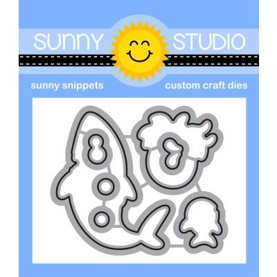 SUNNY STUDIO: Sea You Soon | Sunny Snippets