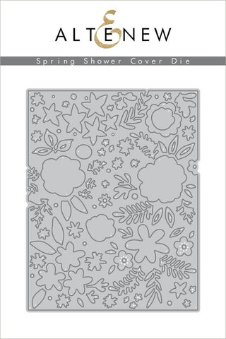 ALTENEW: Spring Shower Cover Die