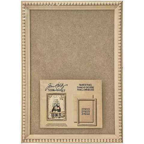 TIM HOLTZ: Idea-ology Framed Panel