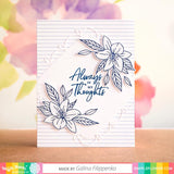 WAFFLE FLOWER: Half - Half Lines | Enchanted Paper Pad