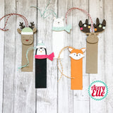 AVERY ELLE: Peek-A-Boo Holiday Tag Toppers | Elle-ments Die