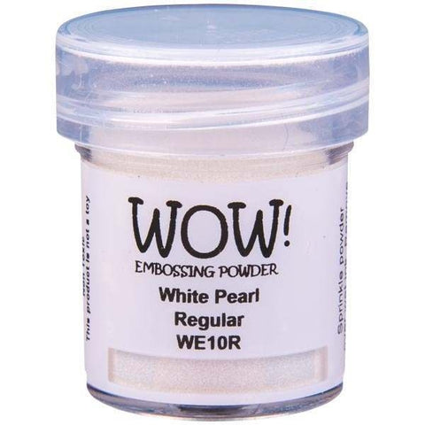 WOW! Embossing Powder | White Pearl | Regular