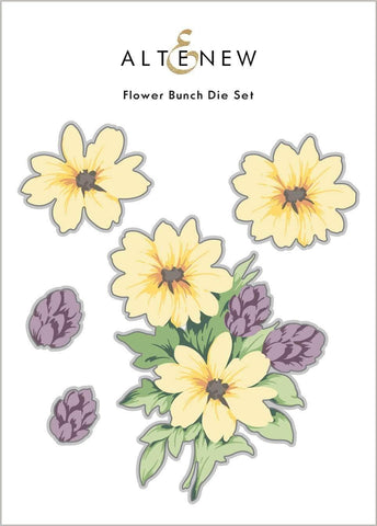 ALTENEW: Flower Bunch | Die