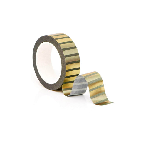 ALTENEW: Washi Tape | Elegant Foil Stripe