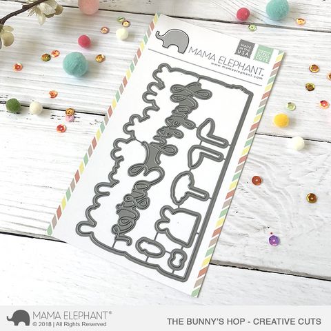 MAMA ELEPHANT: The Bunny's Hop Creative Cuts