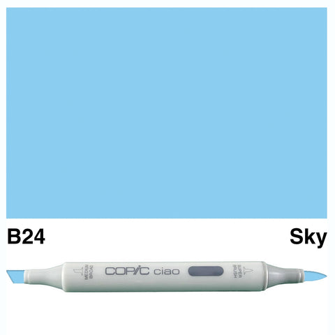 COPIC: Ciao Marker B24 (Sky) ORMD