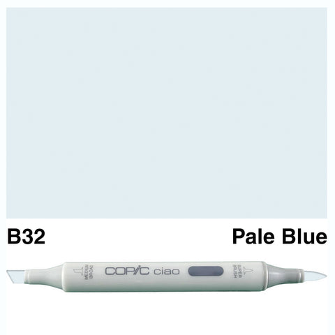 COPIC: Ciao Marker B32 (Pale Blue) ORMD