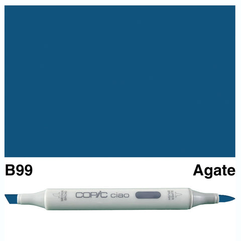 COPIC: Ciao Marker B99 (Agate) ORMD