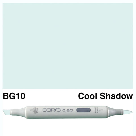 COPIC: Ciao Marker BG10 (Cool Shadow) ORMD